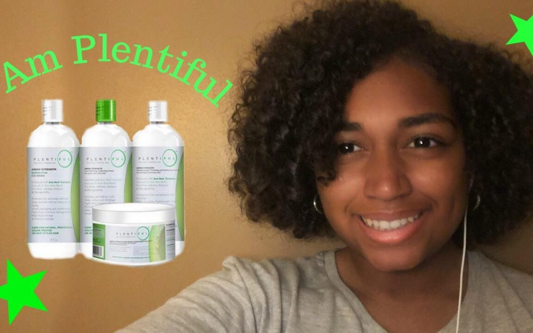 I Am Plentiful Hair Care Products Review