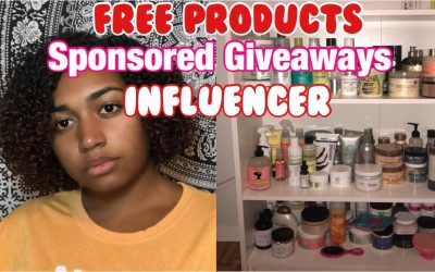 How to Become a Influencer and Get Free Hair & Beauty Products