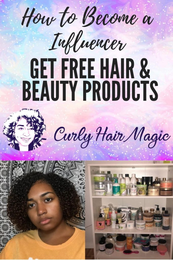 How to Become a Influencer and Get Free Hair & Beauty