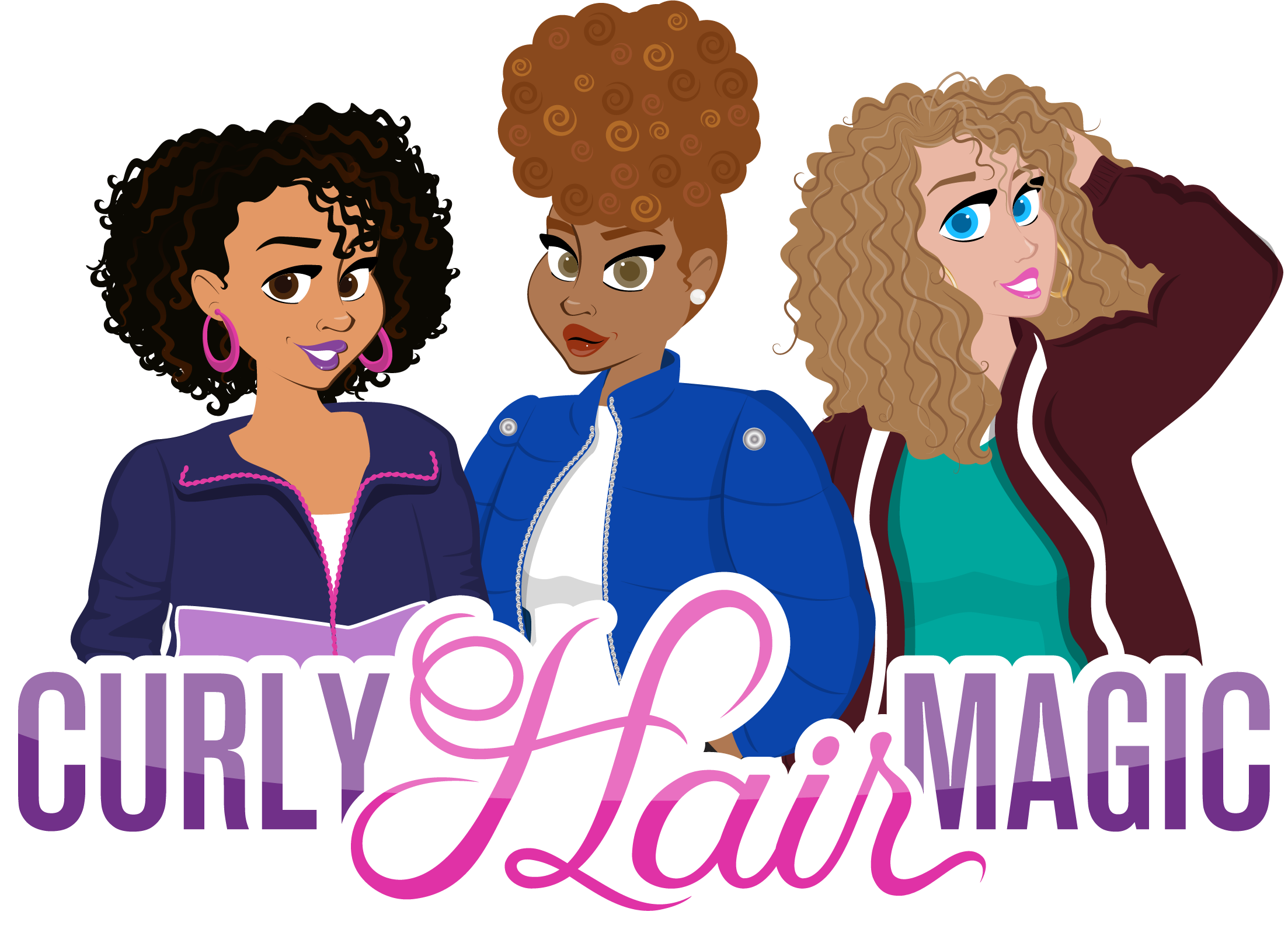 Curly Hair Magic